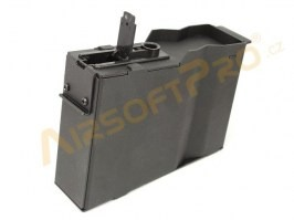 190 rounds magazine for M82 Barrett [Snow Wolf]