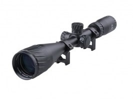 4-16x50 AOE rifle scope including sunshade [Theta Optics]