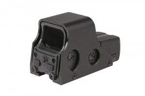 TO551 Red Dot Sight Replica - black [Theta Optics]