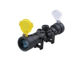 1,5-5x32 EG rifle scope [Theta Optics]