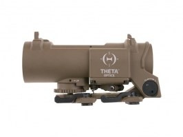 Scope 4X32E - TAN [Theta Optics]