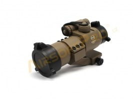 Battle Reflex Sight THO-206 - TAN [Theta Optics]