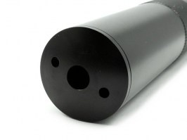 Suppressor (silencer) A.E.I. 160 x 40mm [AirsoftPro]