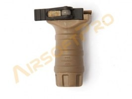 Tango Down QD Vertical Fore Grip TAN - short [Big Dragon]