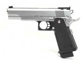 Hi-Capa 5.1 Stainless, gas blowback (GBB) [Tokyo Marui]