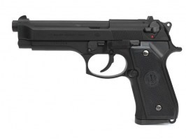 Airsoft pistol M92F Military, gas blowback (GBB) [Tokyo Marui]