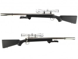 Sniper rifle VSR-10 Pro Hunter G Sound Gun System - black