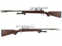 Sniper rifle VSR-10 Pro Hunter G Sound Gun System - Wood Type