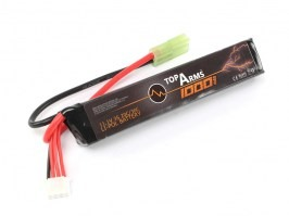 Battery Li-Po 11,1V 1000mAh 20/30C [TopArms]