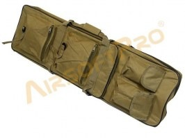 Twin assault rifle carrying bag - 60 and 100cm - Coyote Brown (CB) [UFC]