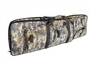 Twin assault rifle carrying bag - 60 and 100cm - ACU [UFC]