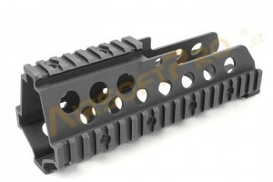 CNC RIS foregrip for G36C