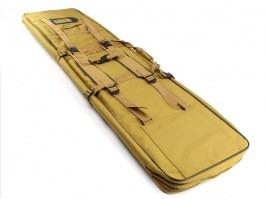 Double rifle carrying bag for sniper rifles - 120cm - Coyote Brown (CB) [UFC]