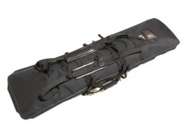 Double rifle carrying bag for sniper rifles - 120cm, black [UFC]