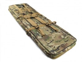 Twin assault rifle carrying bag - 60 and 100cm - MC [UFC]