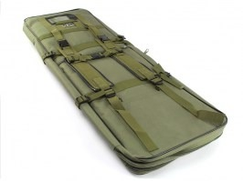 Twin assault rifle carrying bag - 60 and 85cm - OD [UFC]