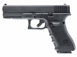 Airsoft pistol Glock 17 Gen.4, metal slide, Gas blowback [UMAREX]