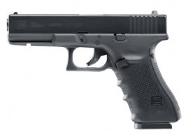 Glock 22, metal slide, CO2, Gen.4 - black [UMAREX]
