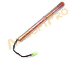 NiMH Battery 8.4V 1600mAh - AK Mini stick [VB Power]