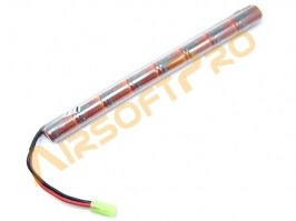 NiMH Battery 9.6V 1600mAh - AK Mini stick [VB Power]