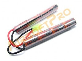 NiMH Battery 9,6V 1600mAh - Mini CQB [VB Power]