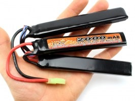 Battery Li-Po 11,1V 2000mAh 15C - CQB [VB Power]