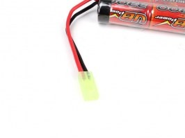NiMH Battery 8,4V 3300mAh - Large block [VB Power]
