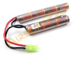 NiMH Battery 8,4V 1600mAh - Mini CQB [VB Power]