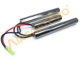 Battery 9,6V 2200mAh Ni-MH - CQB [VB Power]