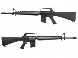 Airsoft rifle M16A1 GBB - full metal [WE]