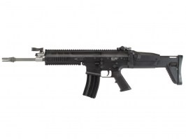 Airsoft rifle SC-L GBB , blowback - Black
