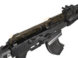 Airsoft rifle AK PMC GBB - full metal, blowback - black [WE]