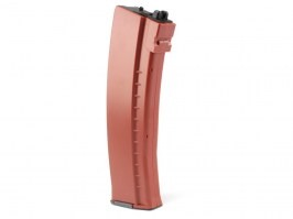 32 rounds gas magazine for WE AK GBB - AK74 style - brown [WE]