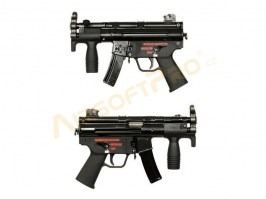 Apache-K SMG GBB - full metal, blowback