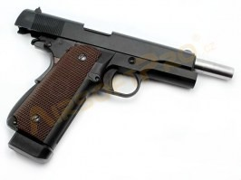 M1911 A1 - CO2, blowback, full metal, double column [WE]