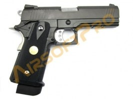 Airsoft pistol Hi-capa 4.3 - full metal, blowback - CO2 [WE]