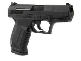 Airsoft pistol E99 - Metal, gas blowback - black [WE]