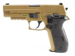 F226 (P226) MK25 TAN - Metal, blowback