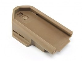 Folding stock base for WE SCAR-H (SC-H), PN 07, TAN [WE]