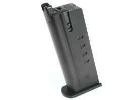 Gas 21 rounds magazine for WE/Cybergun Desert Eagle 50AE [WE]