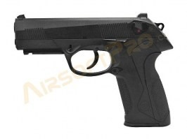 Airsoft pistol Bulldog, black, blowback [WE]