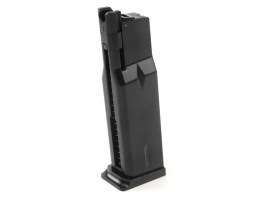 16 rounds gas magazine for WE Makarov MA654 [WE]