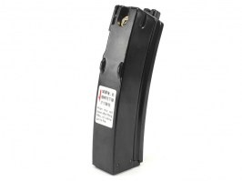 15 rounds gas magazine for WE MP5 Apache GBB [WE]