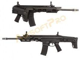 Airsoft rifle MSK (Masada-ACR) GBB, blowback, - black [WE]