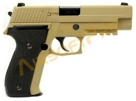 F226 (P226) MK25 TAN - Metal, blowback [WE]