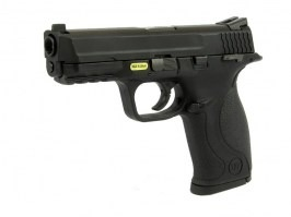 M&P Big Bird - BK- Metal receiver, blowback - FULL AUTO [WE]