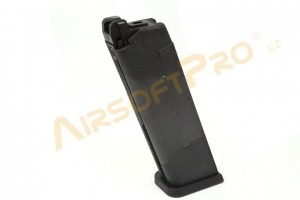 Magazine for WE Glock 17 and 18c - ABS [WE]