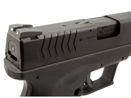 XDM 3.8 Compact BK - Metal receiver, blowback, 2x mags [WE]