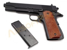 Airsoft pistole 1911 (P361M) celokov [Well]