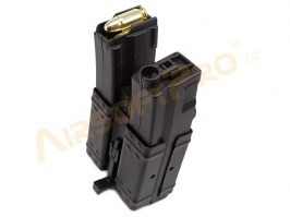 250rd Hi-Cap Dual Magazine for MP5